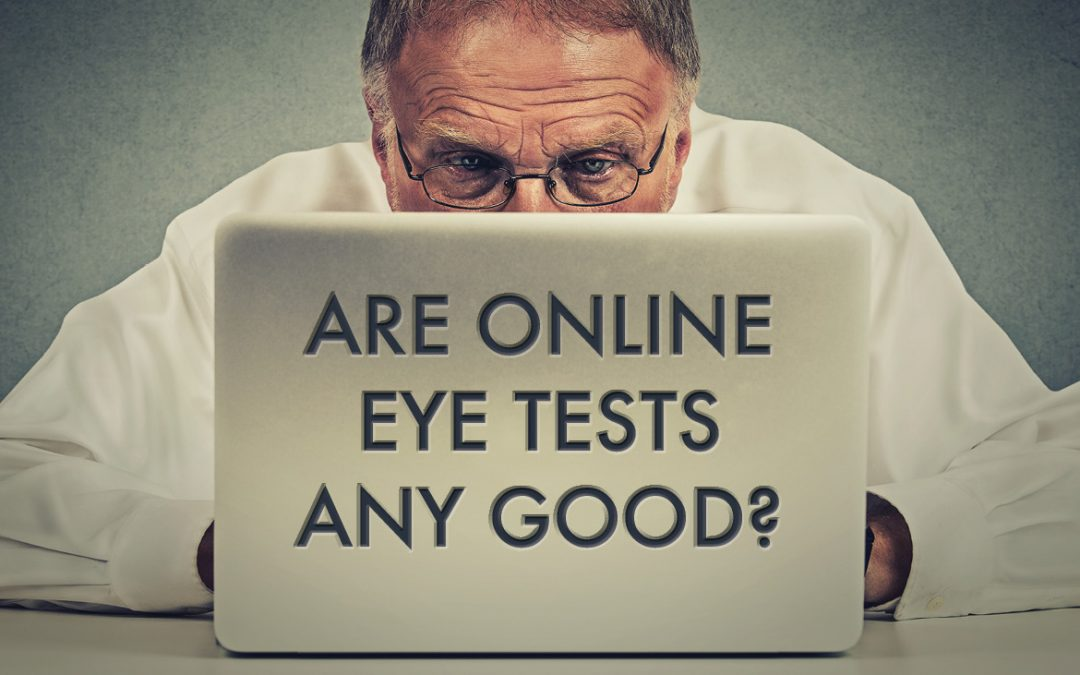 Are online eye tests any good?